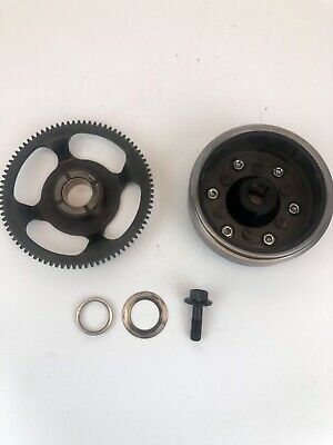 1990-2007 Kawasaki KLR 650 KLR650 OEM Flywheel Magneto One Way Gear • 36.82£