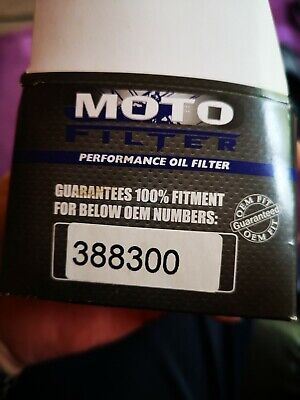 Motorcycle Oil Filter • 5.10£