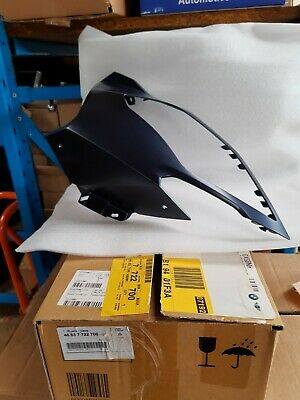 BMW S1000XR 14-20 Right Headlight Fairing Nose Upper Front Top Cowl 46637722700 • 125£