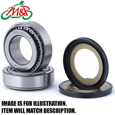Suzuki TL1000S 1997 All Balls Replacement Steering Head Tapered Bearing Kit • 23.89£