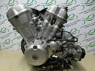 Honda Deauville Nt700v Rc52 Complete Running Engine Low Miles Bk141 • 499.99£
