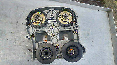 Ducati 749 2004 Complete Vertical Cylinder Head Desmo Cams Engine Motor   • 150£