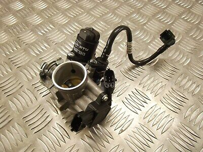 KTM RC 125 2018 Complete Throttle Body & Fuel Injector 2017 > 2019 WB • 99.99£
