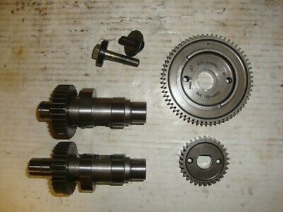 S&s T551ge Ez Start Gear Drive Cams With All Gears For '99-'06 Harley Tc88 • 270.63£