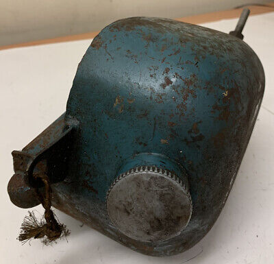 BSA A7 / A10 Motorcycle Oil Tank * Used * Old Stock • 50£