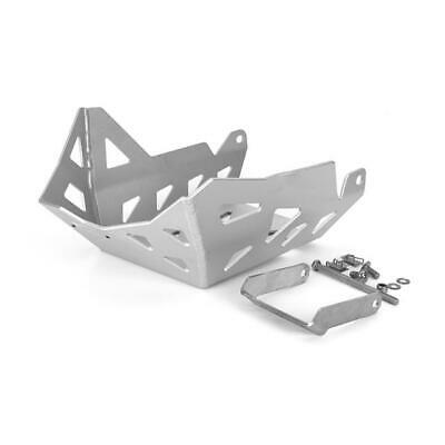 CrossPro ICE MATTE (SILVER) Bash Guard Engine Sump Plate BMW F800GS 2011 • 125£