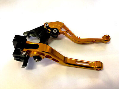 Levers Lever Short Brake Clutch Fits BMW F800S 2006 • 73£