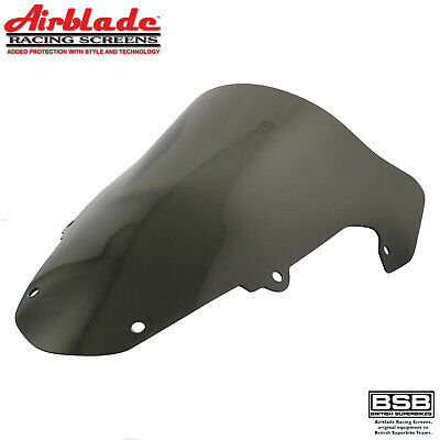 Airblade Race Screen To Fit Suzuki TL1000 S 1997-2001 Light Smoked Double Bubble • 43.99£