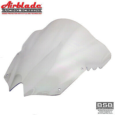 Airblade Race Screen To Fit Yamaha YZF-R6 2008-2016 Clear Double Bubble • 43.99£