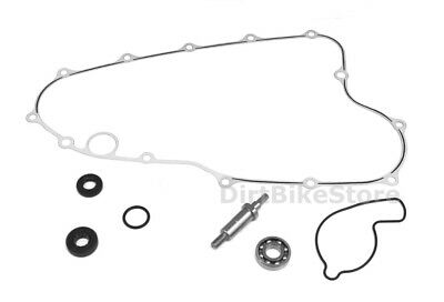Honda CRF 450 R ( 2002 - 2008 ) Complete Water Pump Shaft Seal Gasket Repair Kit • 39.99£