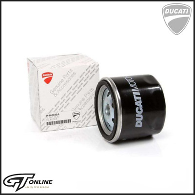 Genuine Ducati Oil Filter Cartridge | Fits Most Models | Official OEM 44440038A • 12.16£