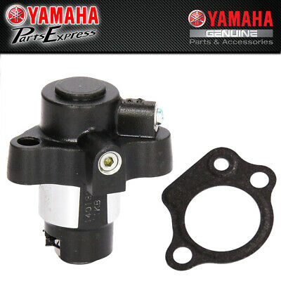 New Genuine Yamaha Cam Chain Tensioner And Gasket 2009-2014 Yzf R1 • 128£