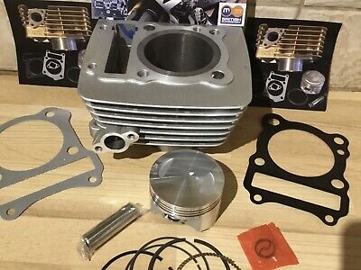KEEWAY 150CC BIG BORE KIT NONE & EGR TYPE  Comes Blanked K157FMI ENGINE Only • 129£