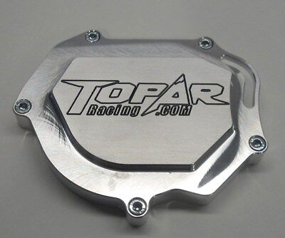 Yamaha Billet Ignition-Stator Cover 2000-2021 YZ250 YZI-001 By Topar Racing • 46.07£