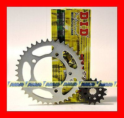 DID Set Chain Sprocket Suzuki DL 1000 V-Storm 2007/2010 Set Transmission • 139.59£