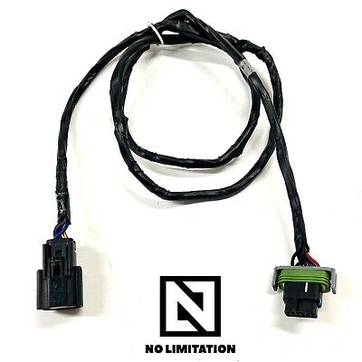 Genuine Harley OEM 14-20 CVO Touring Rear Tail Light Fascia Wire Harness Jumper • 24.14£