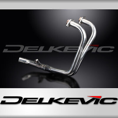 Honda Cbf500-a-abs 04-08 Stainless Steel Header Exhaust Downpipes Oem Compatible • 149.99£