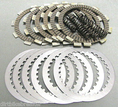 Yamaha YZ 465 G / H ( 1980 - 1981 ) Complete Clutch Plate & Spring Kit • 65£