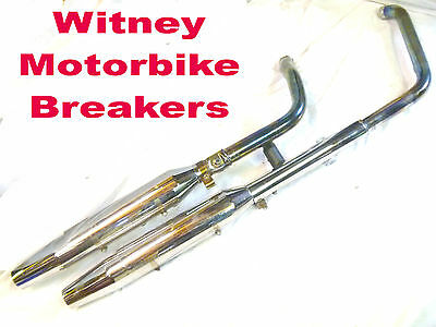 Harley Davidson Exhaust System Might/might Not Fit Softail Deluxe 6560053 65368 • 129.99£