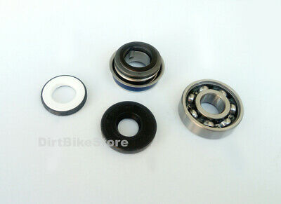Kawasaki KMX 125 ( 1986 - 2003 ) Complete Water Pump Bearing & Seal Kit • 35£