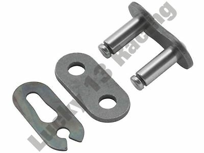 RK Chain 428H Split Clip Spring Link 428HSB Connection Fish Motorcycle Joint • 2.76£