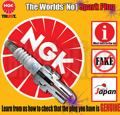 NGK Spark Plug For Kymco Like • 6.99£