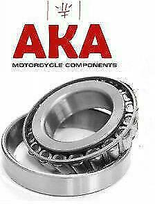 Motorcycle Steering Headrace Taper Roller Bearing 25x48x13mm 25x48x13 • 10.99£