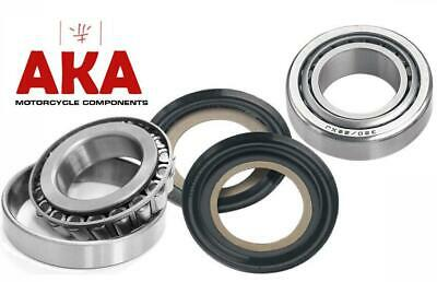Steering Head Headstock Bearings & Both Seals For Honda CBF125 M 2009 - 2016 • 19.99£