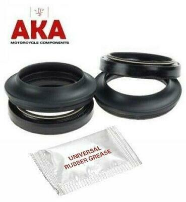 Fork Seals & Dust Seals & Fitment Grease For Yamaha FZ6S 2004-08  • 11.99£