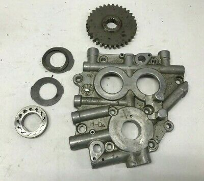 Harley Davidson Twin Cam Cam Plate Cam Plate 25245-00  W/ Extra Parts • 18.28£