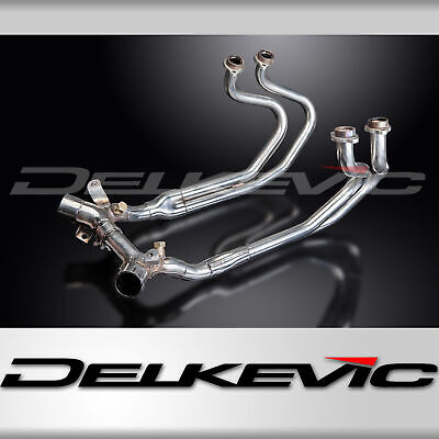 Honda St1300 Pan European Abs/tcs 02-17 Stainless 4-2 Exhaust Downpipes  • 249.99£