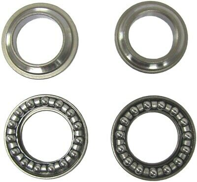 Aftermarket Head Bearings Cup And Cone Set Honda Cb650 Cb 650 Sc Nighthawk 82-85 • 18.95£