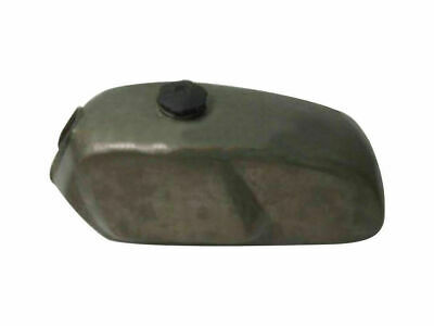 Brand New Puch Moped Gas Petrol Tank Custom General Raw Steel With Cap • 195£