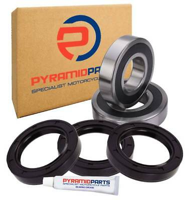 Front Wheel Bearings & Seals For Yamaha XVS1100 V-Star / DragStar 99-09 • 12.99£