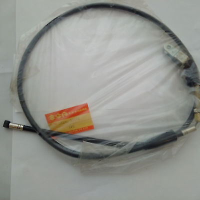 NOS Suzuki TS250 TM250 TM400 TS400 Clutch Cable Assembly 58200-32102 • 22.43£