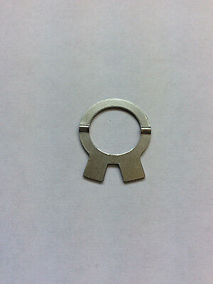 Triumph Tiger Cub T1347 Clutch Centre Nut Tab Washer • 1.95£