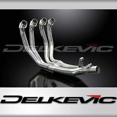 Honda Cbr600f-sport 01-07 Stainless Steel 4-1 Exhaust Downpipes Oem Compatible • 234.99£