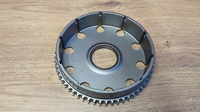 Triumph Unit Twins T120 Tr6 T100 57-1570 Clutch Chain Wheel Basket Uk Made • 59.99£