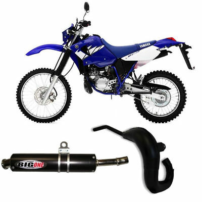 Yamaha DT125 R 1988-2007 Performance Big One Exhaust Complete System • 169.99£