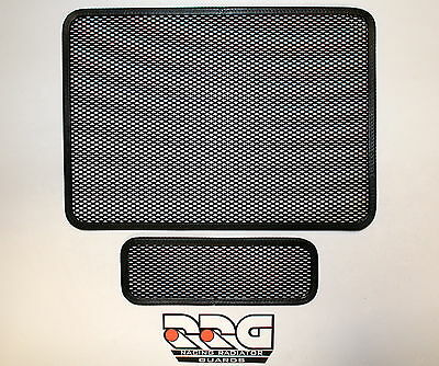 Triumph Speed Triple & R 1050 2011-2015 Racing Radiator Guard Oil And Water Set • 33.99£