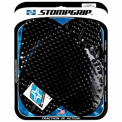 StompGrip Streetbike Traction Kit Volcano - Black 2 Piece - 55-10-0050B • 49.99£