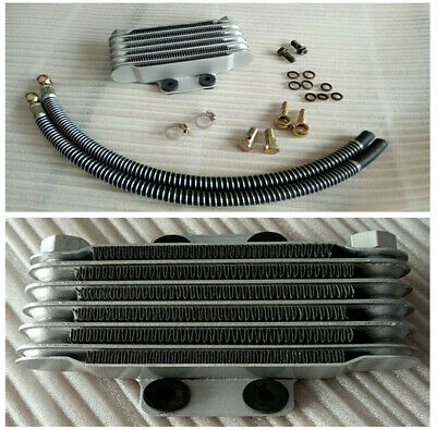 Durable Oil Cooler Radiator High Performance Refit Accessories For Motorcycle • 34.76£