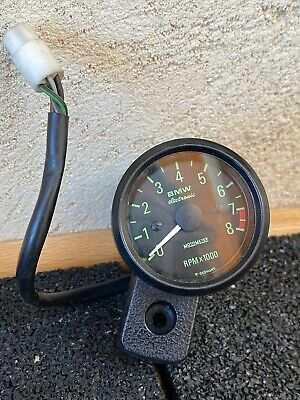 BMW R80 R100 G/S Small Instrument Rev Counter • 700£