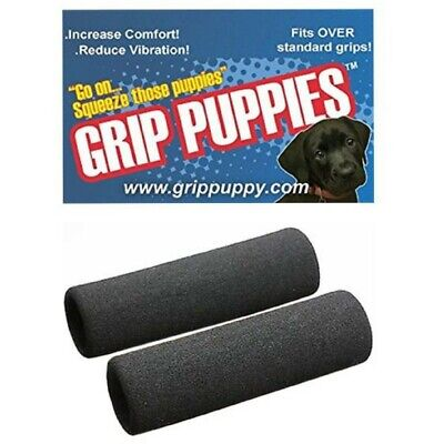 Grip Puppies Handlebar Covers Slip Over Grips Foam For BMW Motorcycles • 13£