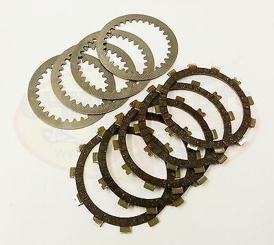 Clutch Plates Set For Pulse Adrenaline XF125GY-2B • 31.80£