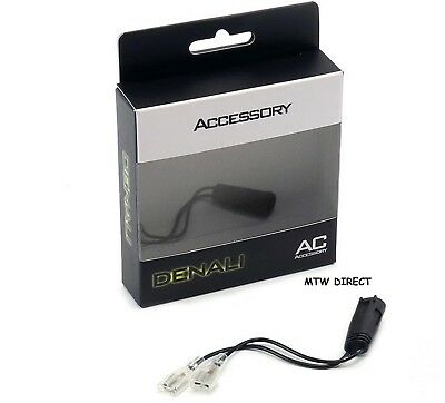 Denali Wiring Harness Adapter BMW  For Denali SoundBomb Mini, Split & Dual Horns • 13.35£