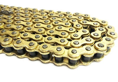 HD Motorcycle Drive Chain 530-108 Links Gold  • 25.30£
