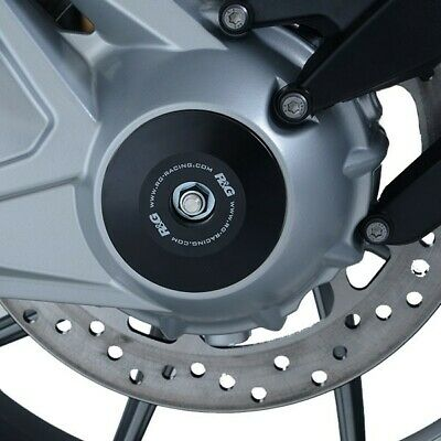 BMW R1200 RS / R 2015- / R1250 RS / R 2019- R&G Spindle Blanking Plate Kit • 35.89£