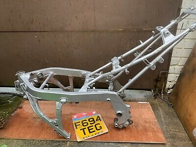 Honda Cbr 600f Pc19 Frame With Clean V5 Logbook And Reg. Delivery Available • 100£