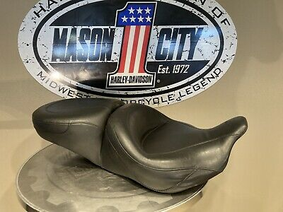 Fits Harley Davidson 🔥 Mustang One Piece Seat Fits 08-21 Touring Retail $499 • 136.27£